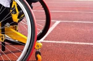 Para Track Meet & Running Clinic in Braintree