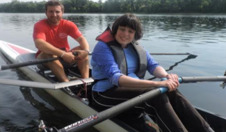Adaptive Rowing in Holyoke
