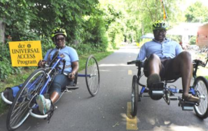 Adaptive Cycling for All Ages & Abilities