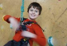 Adaptive Climbing for Ages 5 - 17