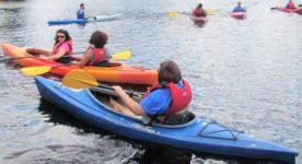 Adaptive Ocean Kayaking for Adults