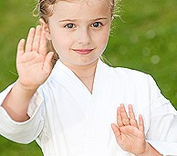 Indonesian Kung-Fu for Special Needs: Hadley