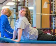 Yoga & Fitness On-Line for Special Needs Families in MA