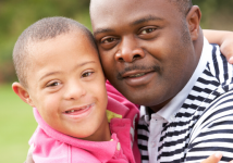 21 Shades Family Support On-Line for African American and Black parent caregiver Group with Massachusetts' Down Syndrome Congress