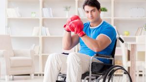 Virtual Adaptive Boxing+ At Home