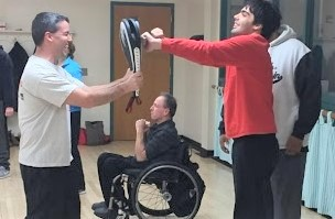 Accessible Virtual Martial Arts with Easter Seals Boston