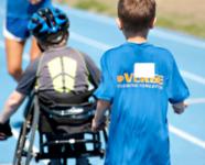 Inclusive Running & Wheelchair Practice