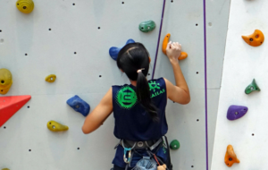 Adaptive Indoor Climbing for For All Ages