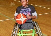 Youth Wheelchair Basketball in Quincy