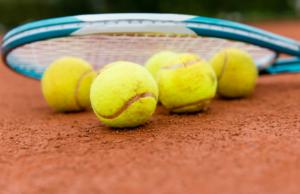 """Love Serving Autism"" Tennis Program in Boston"