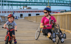 Adaptive Cycling in Brewster & Peabody