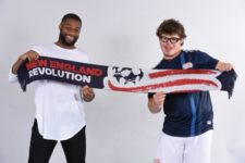 New England Revolution Unified Special Olympics Soccer team for families in Greater Massachusetts