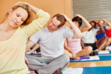 Virtual Therapeutic Yoga for Teens & Young Adults