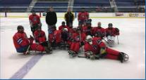 Sled Hockey for Disabilities - Springfield