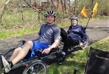 Adaptive Recumbent Trike Rentals in Western Mass