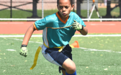 Flag Football for Students with Special Needs
