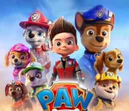 "Chunky's Sensory-Friendly ""Paw Patrol"""