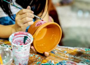 Inclusive Clay Making Class in Danvers