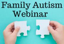 Webinar: All Things Autism