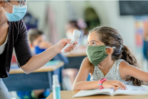 Managing Educator Anxiety in the Classroom Mask for teachers students with special needs in classroom in Massachusetts