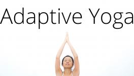 Outdoor Adaptive Fitness & Yoga