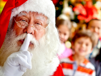 Drive Up Sensitive Santa Party