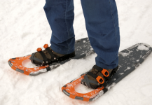 Snowshoeing Recreational Therapy Program