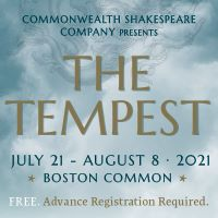 """ASL Interpreted Shakespeare on the Common Performance """"The Tempest"""""""