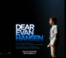 Dear Evan Hanson Sensory Friendly movie for families in Massachusetts